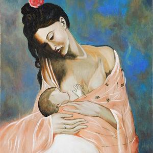 Top 10 Oil Paintings of Motherhood