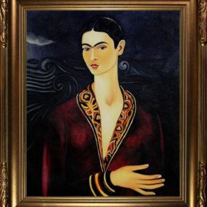 Frida Kahlo: Expression of Feelings on Canvas