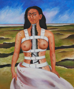 Frida - The Broken Column