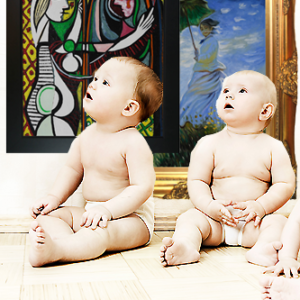 Do Babies Prefer Picasso?