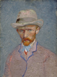 It's Not Van Gogh, It's His Brother