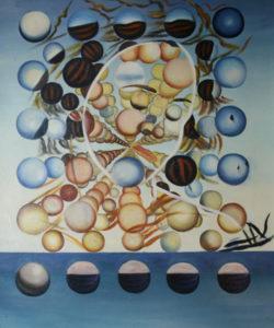Dali - Galatea of the Spheres