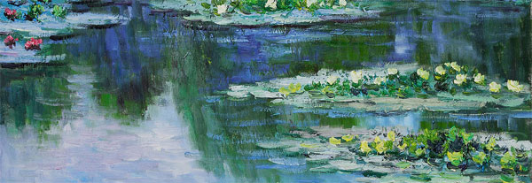 Becoming Monet: Continuously Evolve Your Art