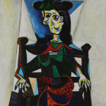 Picasso - Dora Maar with Cat
