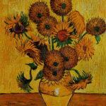 Van Gogh - Vase with Fifteen Sunflowers