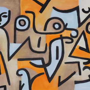 Paul Klee: Artistic Experimentations on Canvas