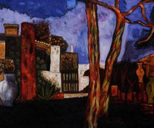 Paul Klee - Mazzaro Oil Painting