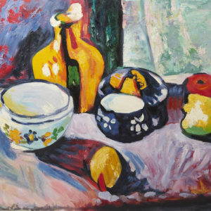 Stolen Matisse, Picasso & Modigliani Gone Forever