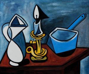 Picasso - Enamel Saucepan