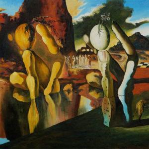 Salvador Dali's Adventures on the Silver Screen