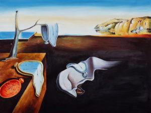 Salvador Dali - Persistence of Memory
