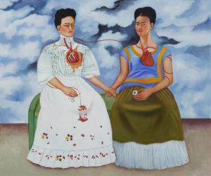 Frida - The Two Fridas