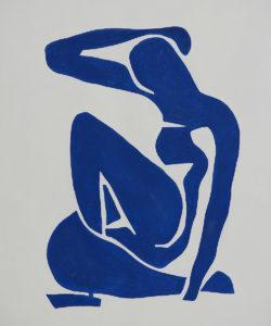 Matisse - Blue Nude II