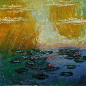 Claude Monet Gardens – The Last Living Claude Monet Model