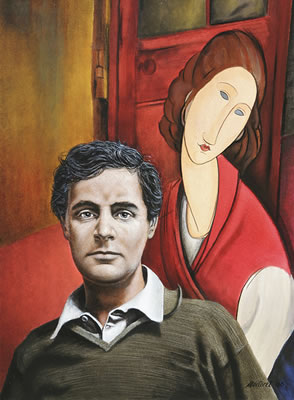 The Lover: Amedeo Modigliani