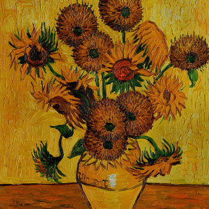 The Sunflower Effect: Art Coming to Life (Part II)