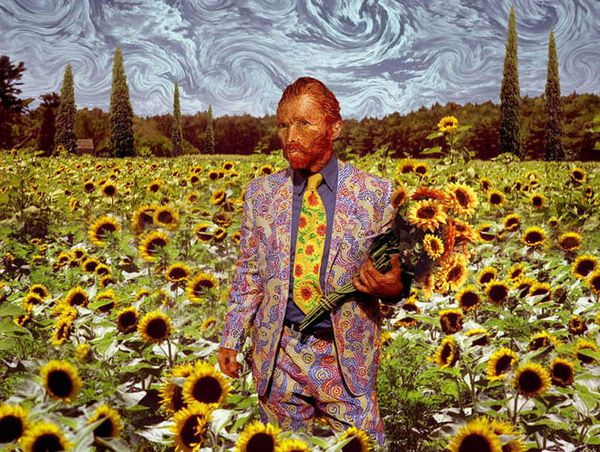 Van Gogh's Obsession with the Yellow Sunflowers
