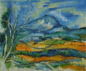 Cezanne - La Mont Sainte Victoire