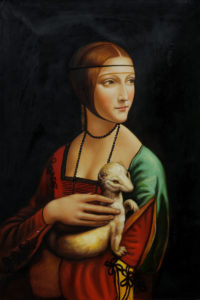 Da Vinci - Lady With an Ermine