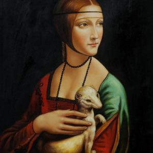 Lady With an Ermine and The Borgias