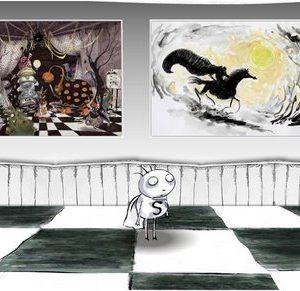 Paris To Recognize the Art of Tim Burton