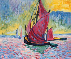 Derain - The Red Sails