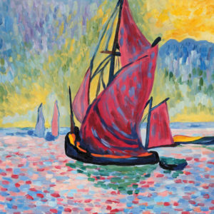 Andre Derain's Intoxication with Color