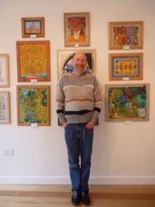 The Artist Gerald Shepherd