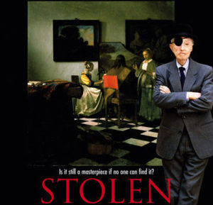 TOP 5 MOST FAMOUS STOLEN ART MASTERPIECES