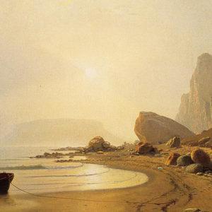 William Bradford Painted The Wild North