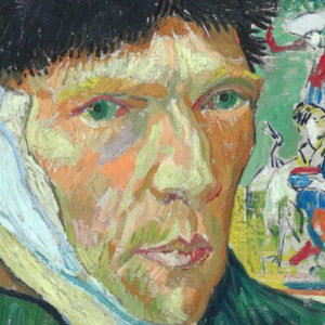 Van Gogh's Missing Ear Due to Encounter with Musai
