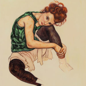 The Controversial Life of Artist Egon Schiele