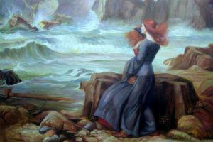 Waterhouse - Miranda - The Tempest