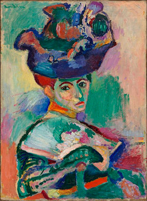 300px-Matisse-Woman-with-a-Hat