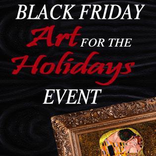 Black Friday Art Event