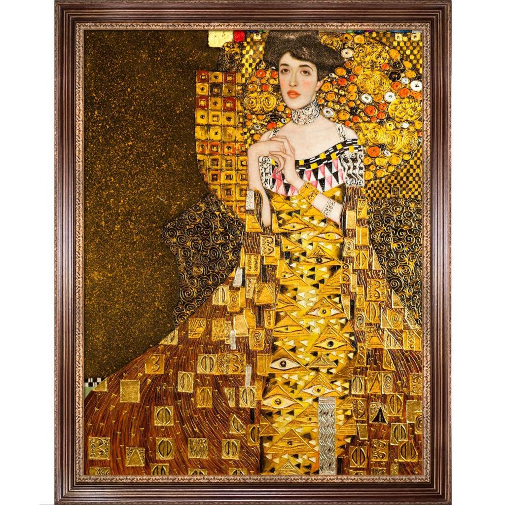 Klimt - Portrait of Adele Bloch Bauer I