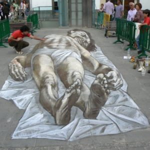 Alternative Street Art in All Shapes and Forms