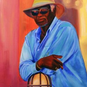 Native Baltimore Artist Sharan L. Samuels Named ArtistBe.com's April Artist of the Month