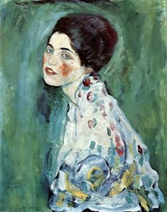 KLIMT Portrait of a Woman