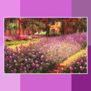 Cores Arte 10 Radiant Orchid