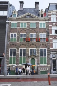 MY VISIT TO REMBRANDT'S HOUSE IN AMSTERDAM