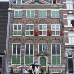 Art Travel Guide: Visit to Rembrandt's House in Amsterdam