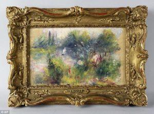 Renoir - borde du siene