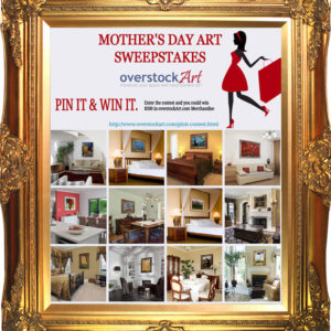 Win $500 Worth of Art and Make Mom's Day Picture Perfect