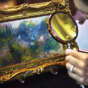 Stolen Renoir returns to the Baltimore Museum 63 years later