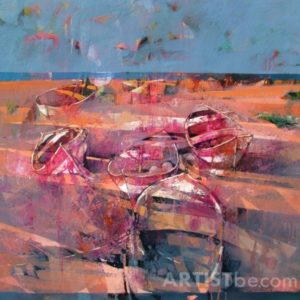 Italian A. Bertaina is Named ArtistBe.com's May Artist of the Month