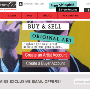 ArtistBe.com Launches Newly-Redesigned Website for Artists & Art Connoisseurs