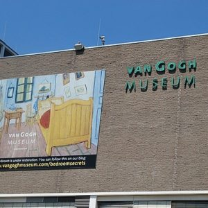 Art Travel Guide: Van Gogh Museum in Amsterdam