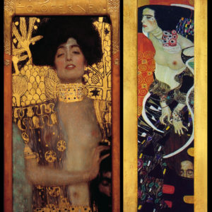 Gustav Klimt's Judith and the Head of Holofernes