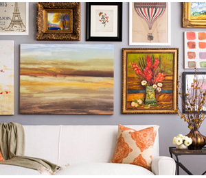 Tips For Creating An Amazing Gallery Wall
